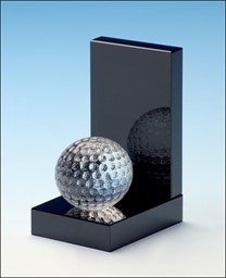 Bild von Golf Black - Glass Award