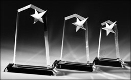 Bild von Crystal Star-Tower Award