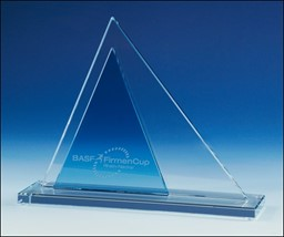 Bild von Crystal Blue Triangle Award