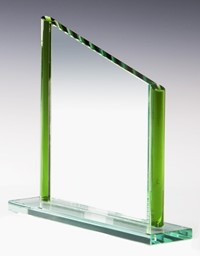 Bild von Green Crystal Screen Award
