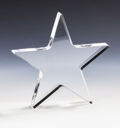 Bild von Five Ragged Star Award