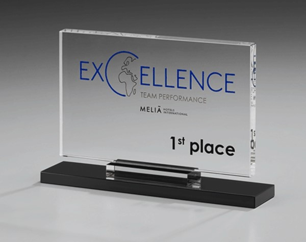 Bild von Crystal Screen Elegance Award
